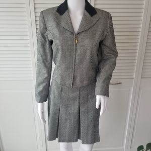 Donna Degnan suit, size 4